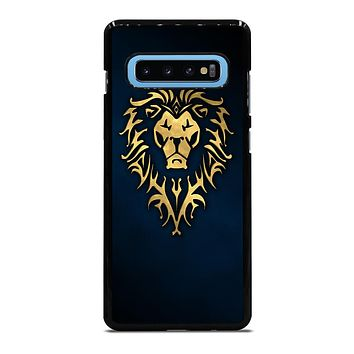 WORLD OF WARCRAFT ALLIANCE Samsung Galaxy S10 Plus Case Cover