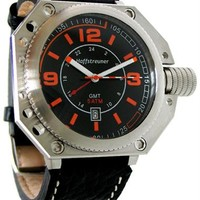 Haffstreuner GMT Watch 007HA
