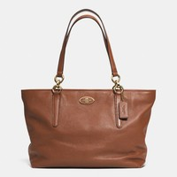 ELLIS TOTE IN LEATHER