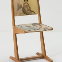 Drawing Study Chair by Swarm Assorted One Size Furniture