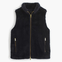 J.Crew Womens Plush Fleece Excursion Vest