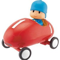 Pocoyo Bump N' Go Racing Car 24741