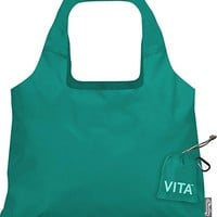 ChicoBag Vita Compactable Reusable Shopping Tote/Grocery Bag with Pouch