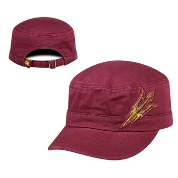 promo code 68353 40d74 Licensed Official NCAA Cadet Party Girl Hat by Top of the World KO 19 1