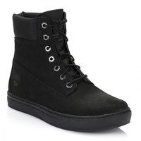 Timberland Mens Black Newmarket Cup II Leather Boots