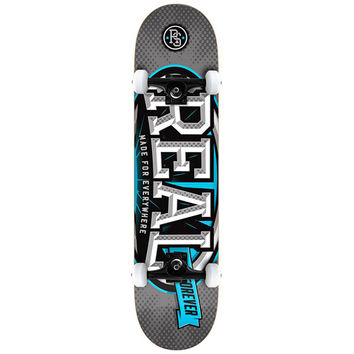 """Real Skateboards League Oval Complete - 8"""""""
