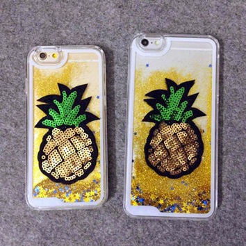 Liquds Pineapple Case for iPhone 6 6s plus