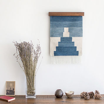 Handwoven Wall Tapestry 2 (one of a kind)