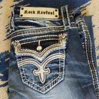 Rock Revival Bona Bootcut