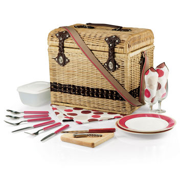 Yellowstone Picnic Basket - Moka