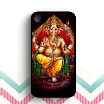 Ganesh Lord  iPhone 4 and 4s case