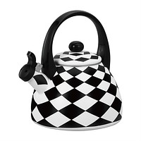 Black Diamond Whistling Tea Kettle