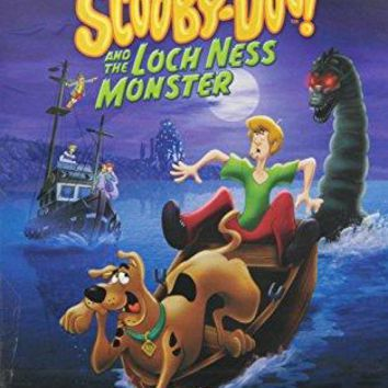 Frank Welker & Casey Kasem & Scott Jeralds & Joe Sichta -Scooby-Doo! And The Loch Ness Monster