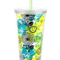 Tumbler in Lime's up : Vera Bradley