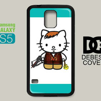 Hello Kitty Daryl Dixon Samsung Galaxy S5 i9600 Case