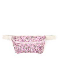 rsa0523pf - Floral Print Fanny Pack