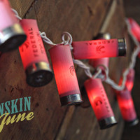 Pink Shotgun Shell Lights