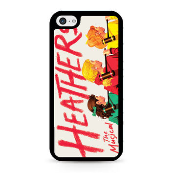HEATHERS BROADWAY MUSICAL ART iPhone 5C Case