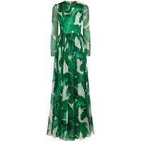 Palermo Botanical Maxi Dress
