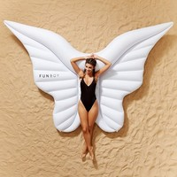 FUNBOY Angel Wings Pool Float | Urban Outfitters