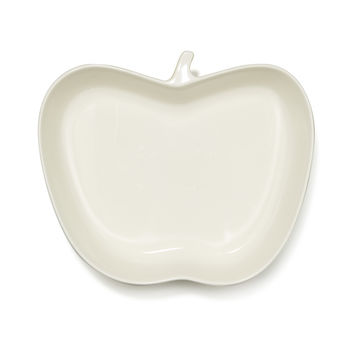 Large Apple Shaped Oven Dish