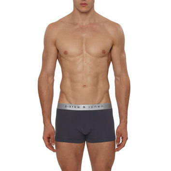 Solid Pima Cotton Trunk