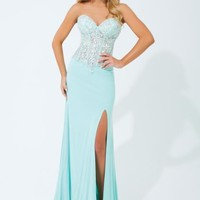 Tony Bowls Paris 114729 at Prom Dress Shop