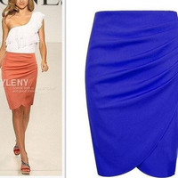 High Waist OL Pencil Skirt  B0014040
