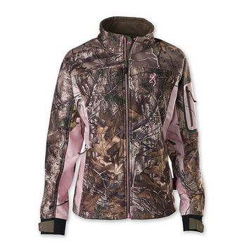 Browning Women's Hell's Belles Soft Shell Jacket