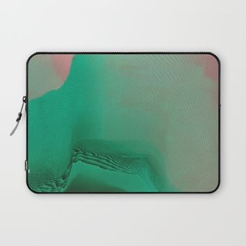 The Valley Laptop Sleeve by Ducky B