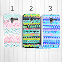 Aztec Case Tribal Case - for Motorola Moto X Moto G case - Sony Xperia Z l36h Xperia Z1 l39h case - hard cover and rubber case (L16)