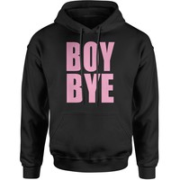 Boy Bye Pink Lemonade  Adult Hoodie Sweatshirt