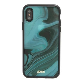 Sonix iPhone X Case - Jade