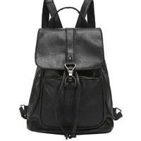 Mandy Black Backpack