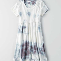 Don't Ask Why T-Shirt Dress, Blue