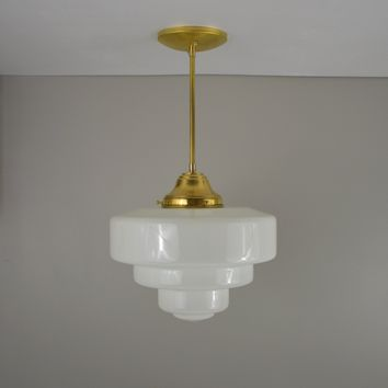 Deco Wedding Cake Pendant Light