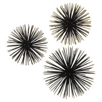 Sea Urchin Ornamental Wall Decor