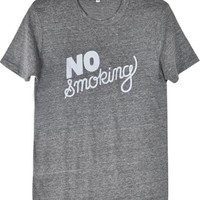 Rachel Antonoff No Smoking Tee