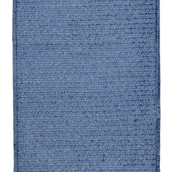Colonial Mills Simple Chenille M501 Petal Blue Kids/Teen Area Rug