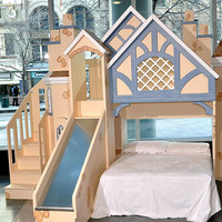 Chantilly Chateau Bunk Bed