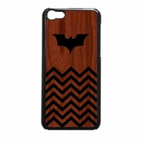 Batman And Black Chevron iPhone 5c Case