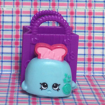 Shopkins Season 2 TOASTY POP Blue Toaster Homewares Shopkin Series Moose Toys