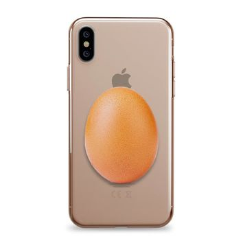 World Record Egg - iPhone Clear Case