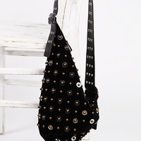 Free People Jett Studded Backpack Sling