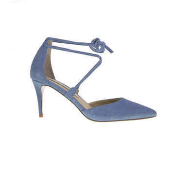Kristin Cavallari Opel Lace- Up Pointy Toe Pump | Chinese Laundry