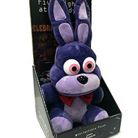 "Officially Licensed Five Nights At Freddy's 10"" Boxed Bonnie Plush Toy"
