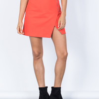 Zoey Wrap Skirt