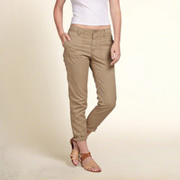 Hollister Boyfriend Chinos