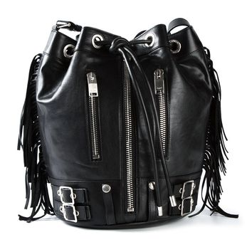 Saint Laurent medium 'Emmanuelle' bucket bag