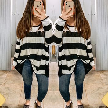 Sweetly Striped Top